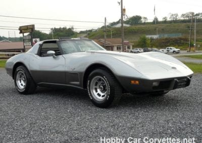 1978 Yenko Silver Anniversary L82 Corvette Rare Close Ratio 4spd T Top